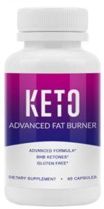 Keto Advanced Fat Burner - Fonctionne dans toutes les situations.