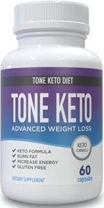Tone Keto- Fonctionne dans toutes les situations.
