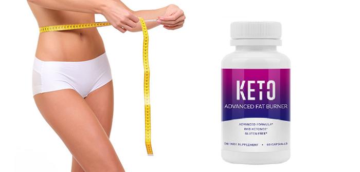 Effets après application Keto Advanced Fat Burner visibles après la première utilisation.