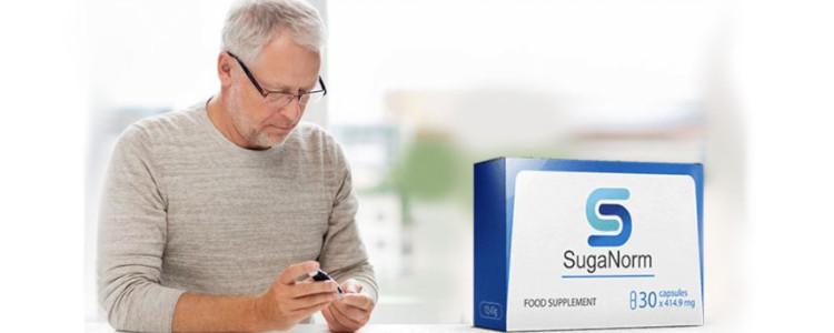 Suganorm ne contient que des ingrédients naturels.